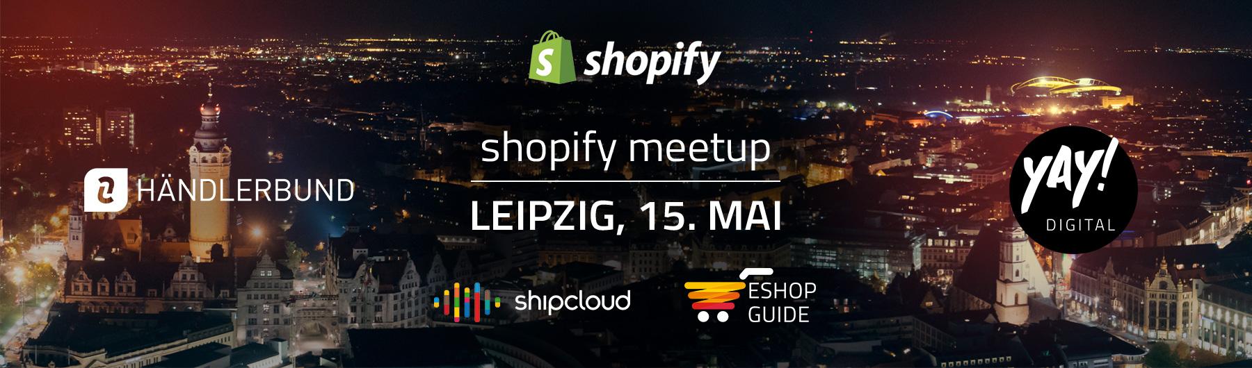 Shopify Meetup Leipzig