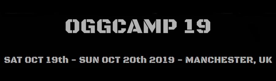 OggCamp 2019