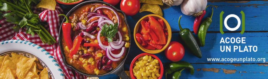 Taller solidario de cocina mexicana