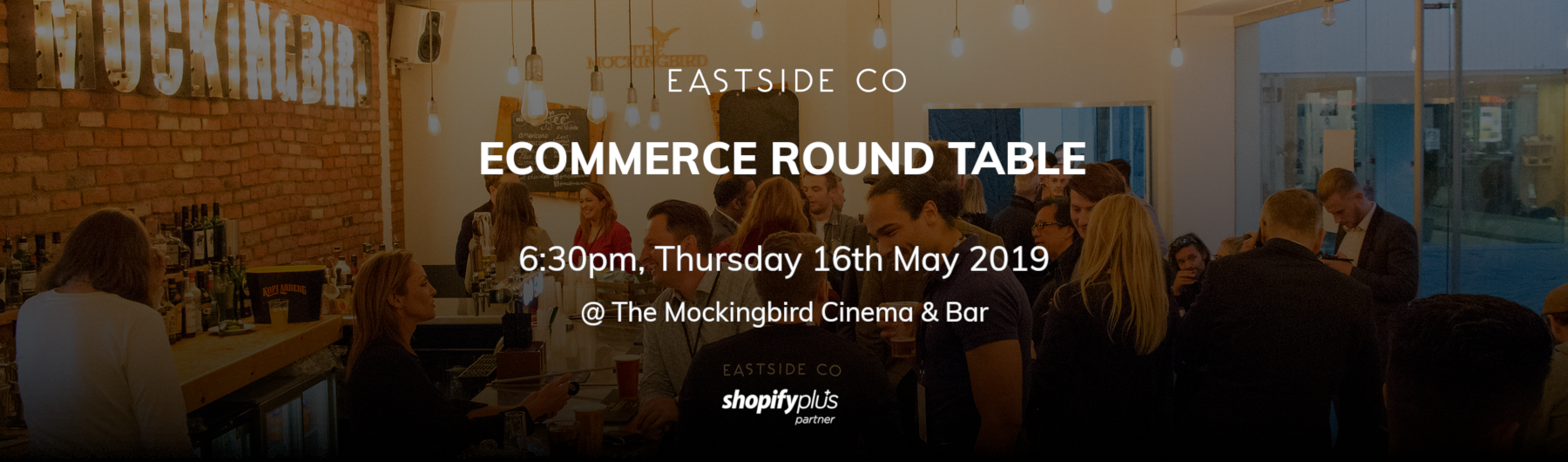 Shopify Meetup Birmingham - Ecommerce Round Table - May 2019