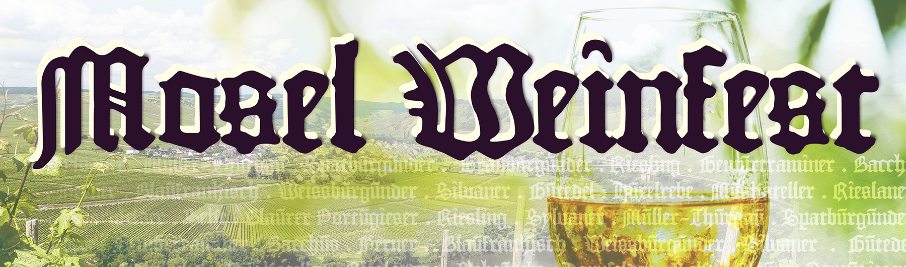 Mosel Weinfest at Bacchus