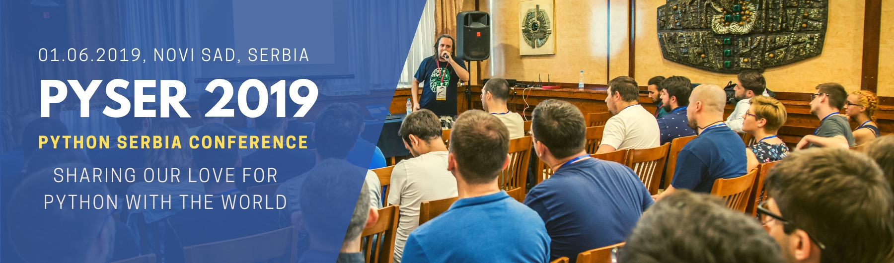 PySer 2019 - Python Serbia Conference
