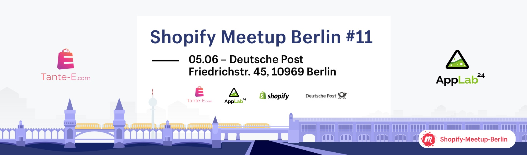 Shopify Meetup Berlin #11