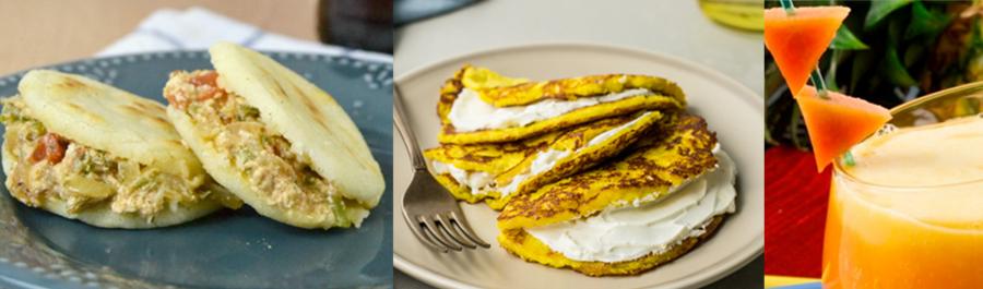 Clase solidaria de cocina venezolana 🇻🇪