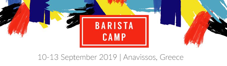 Barista Camp 2019