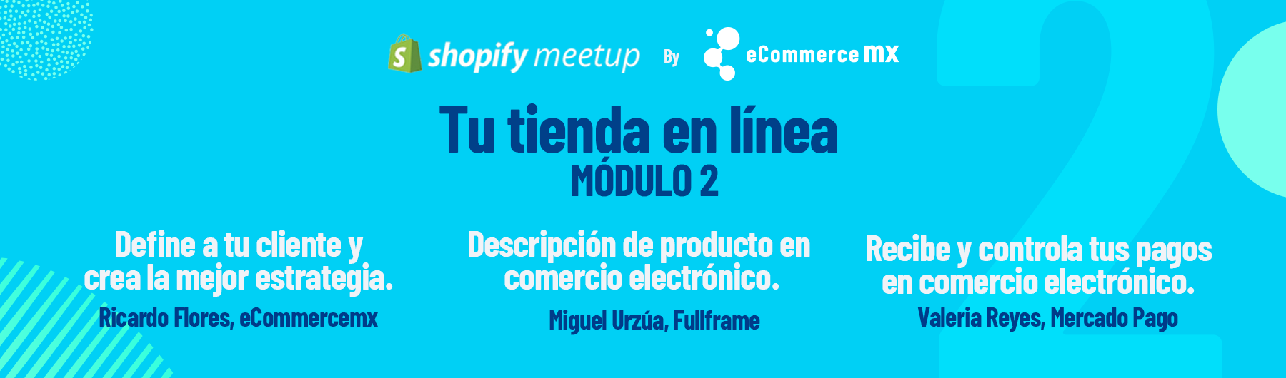 Shopify Meetup by eCommercemx