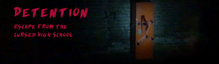 Detention: Escape from the Cursed High School - ComicConRevolution