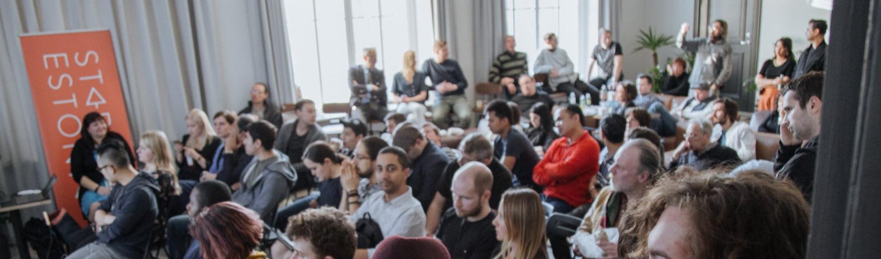 Estonian Startup Ecosystem Meets Berlin