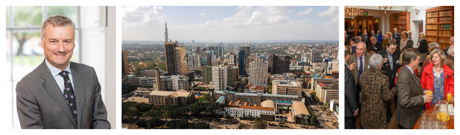 Trinity Alumni meet-up in Kenya