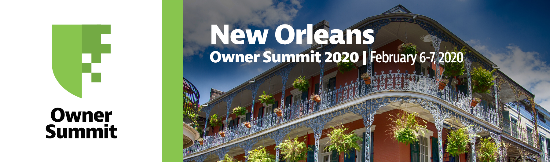 Owner Summit 2020 New Orleans