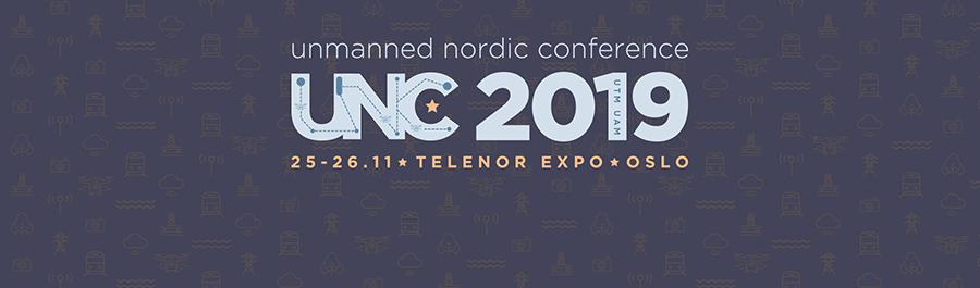 UNC2019 - Norges viktigste dronekonferanse 🔥