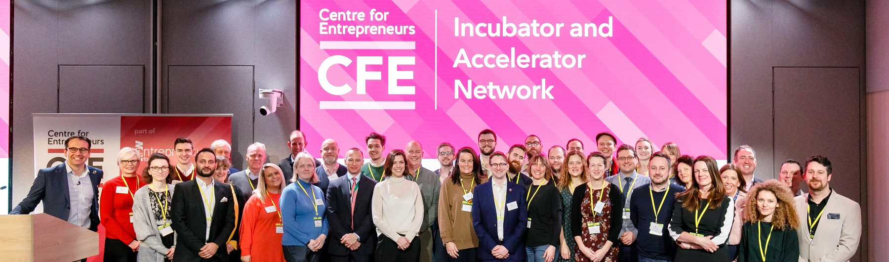 Incubator and Accelerator Network Annual Conference 2020