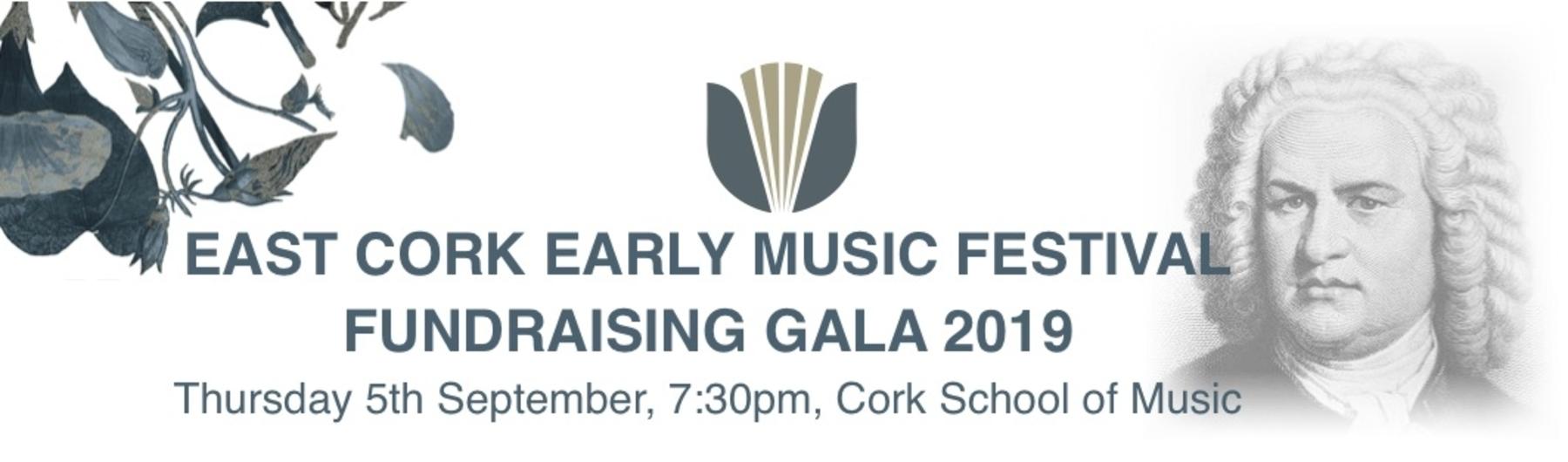 East Cork Early Music Festival Fundraising Gala 2019