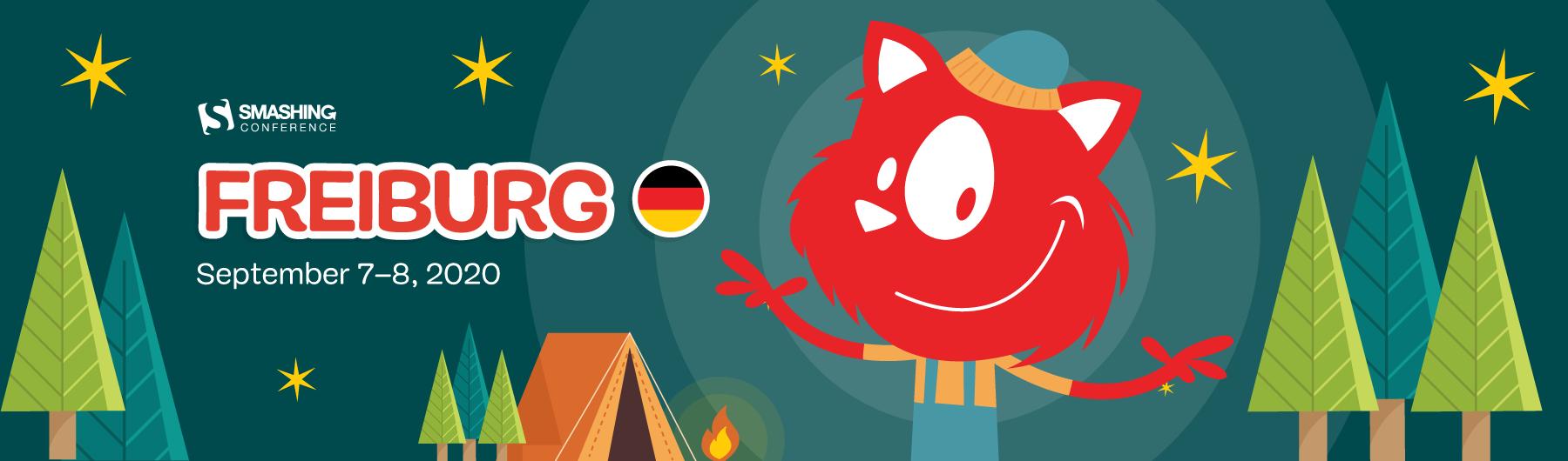 SmashingConf Freiburg 2020