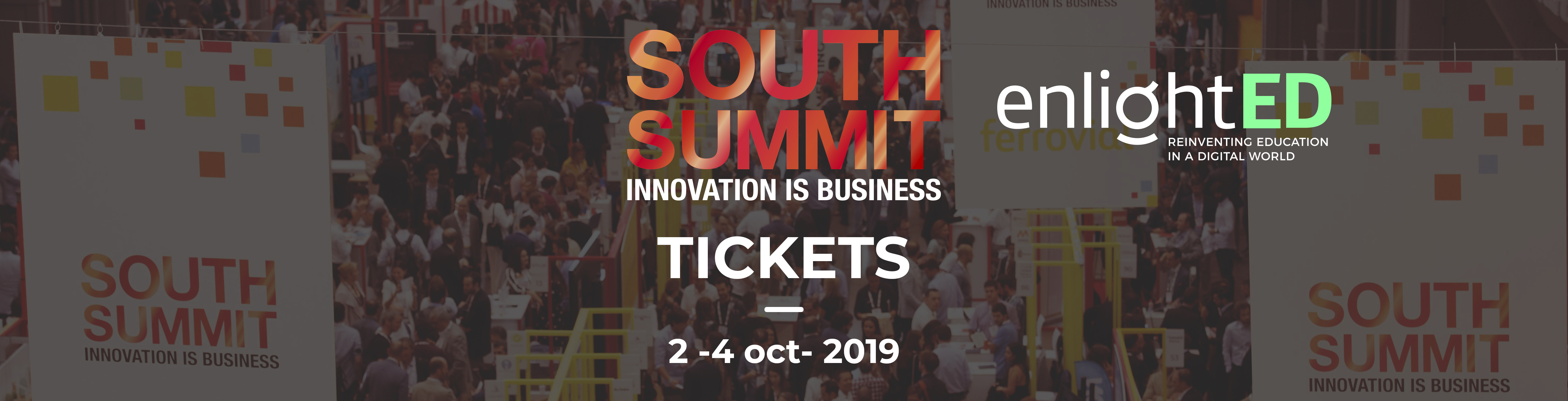 South Summit - EnlightED 2019