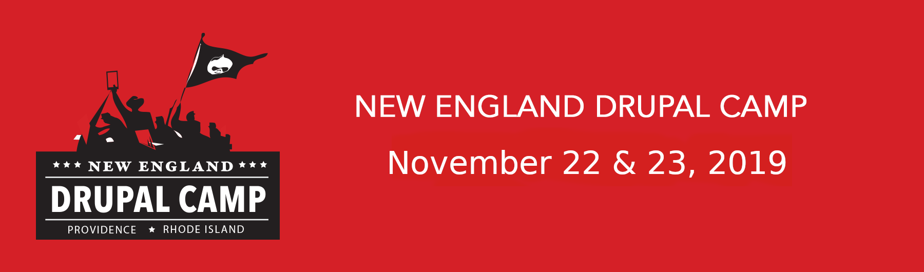 New England Drupal Camp Registration 2019