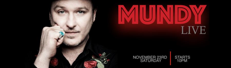 Mundy 23rd November