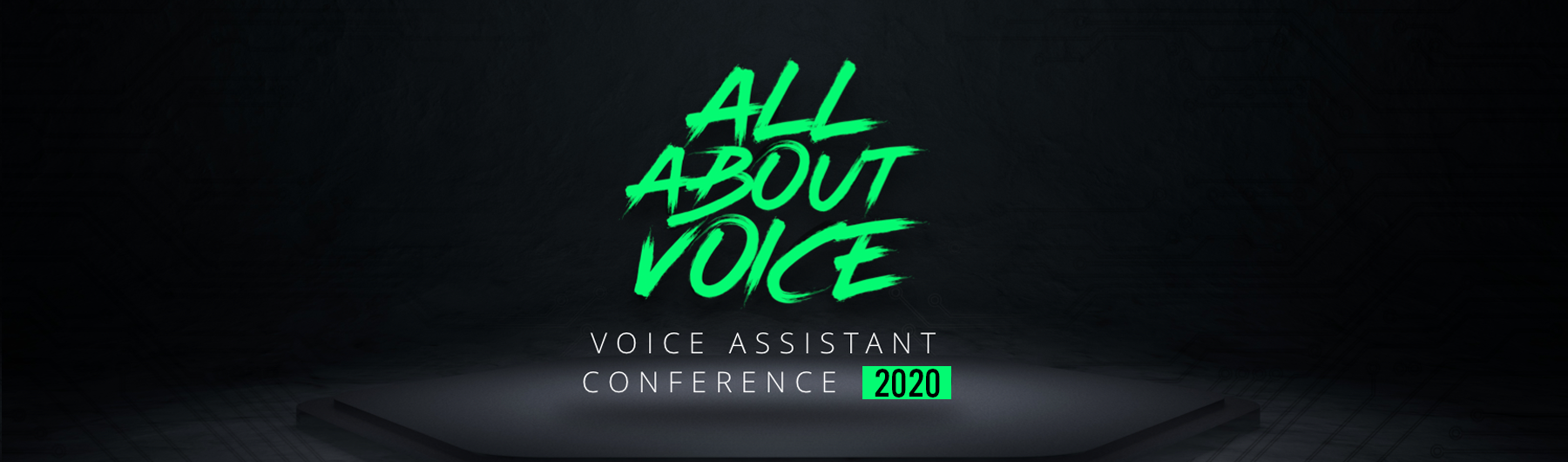 ALL ABOUT VOICE Conference 2020