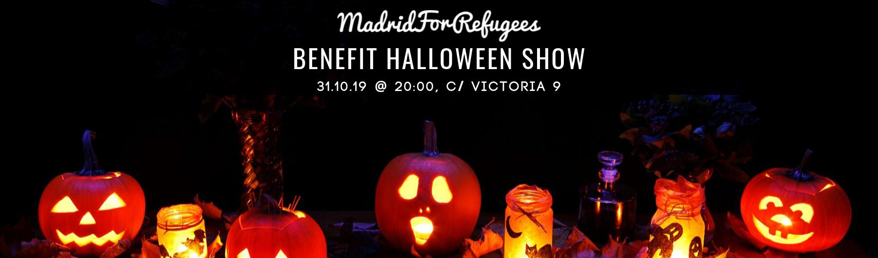 Halloween Variety Show