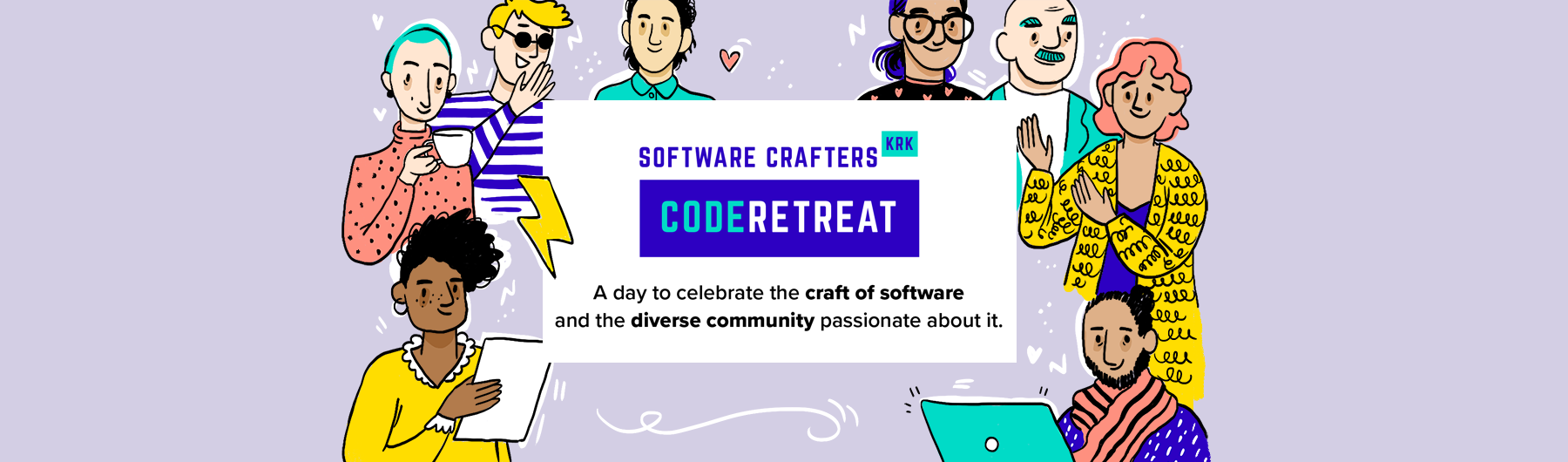 Global Day of Coderetreat in Kraków 2019