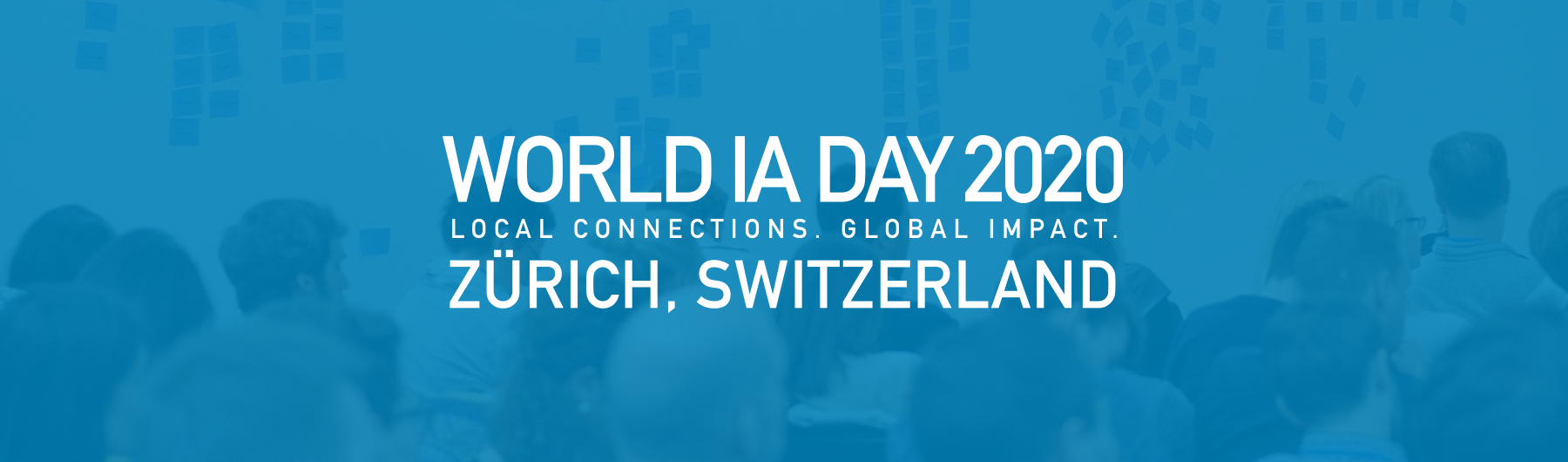 World IA Day Zürich 2020