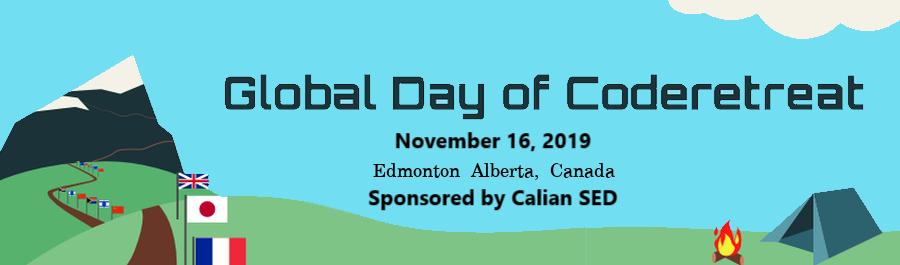 GDCR 2019 - Edmonton