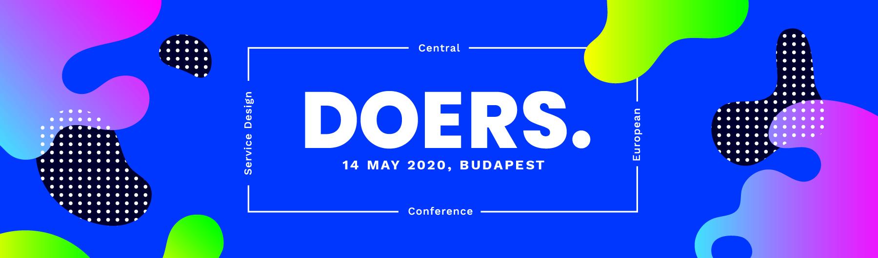 DOERS 2020 - Central European Service Design Conference
