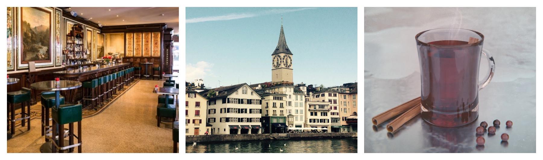 TCD Alumni Switzerland - Holiday Meet-up in Zurich