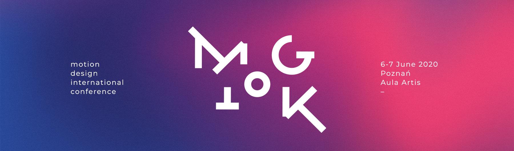 MOGIK Motion Design International Conference 2020