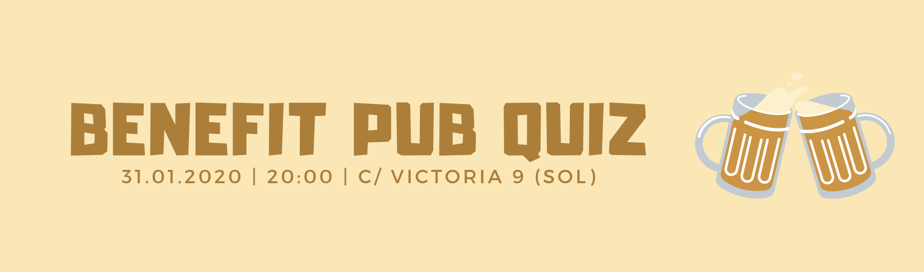 Benefit Pub Quiz