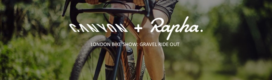 London Bike Show - Gravel Ride