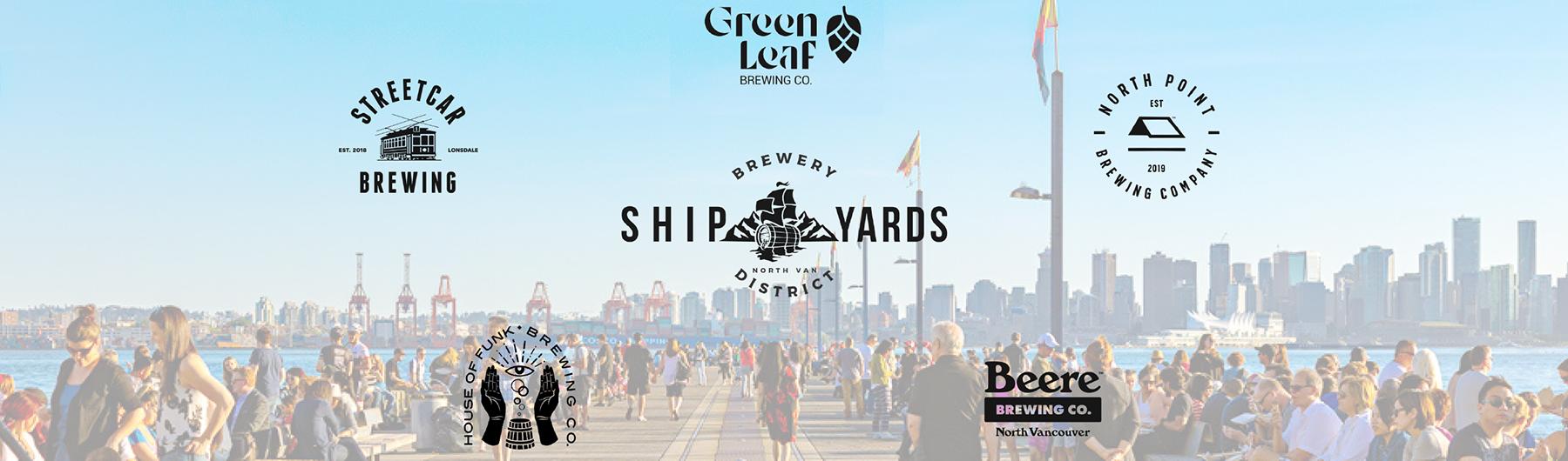 Shipyards 2020 Family Day Brewery Crawl