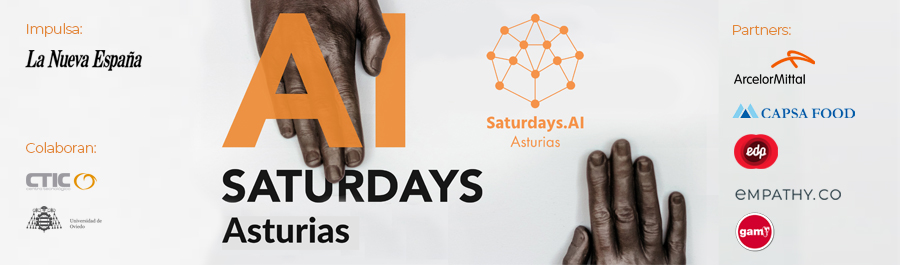 AI Saturdays Asturias 1ª Edición