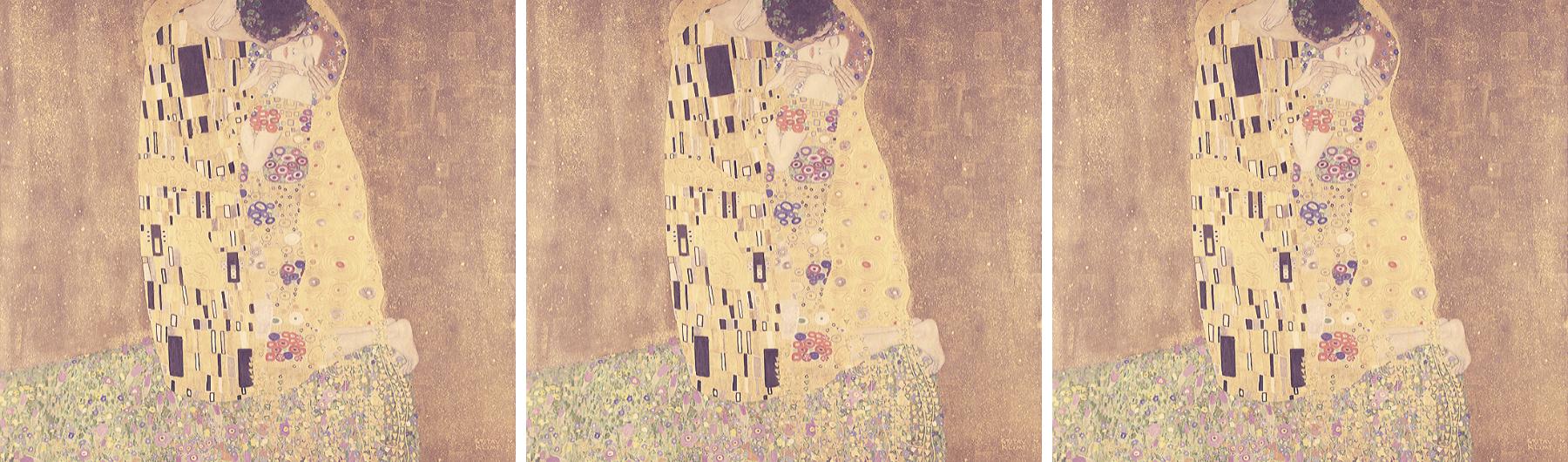 Paint & Wine Workshop: The Kiss