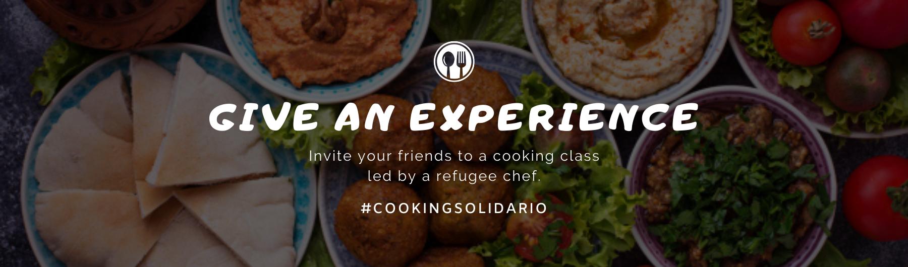 MFR Gift Card Cooking Solidario