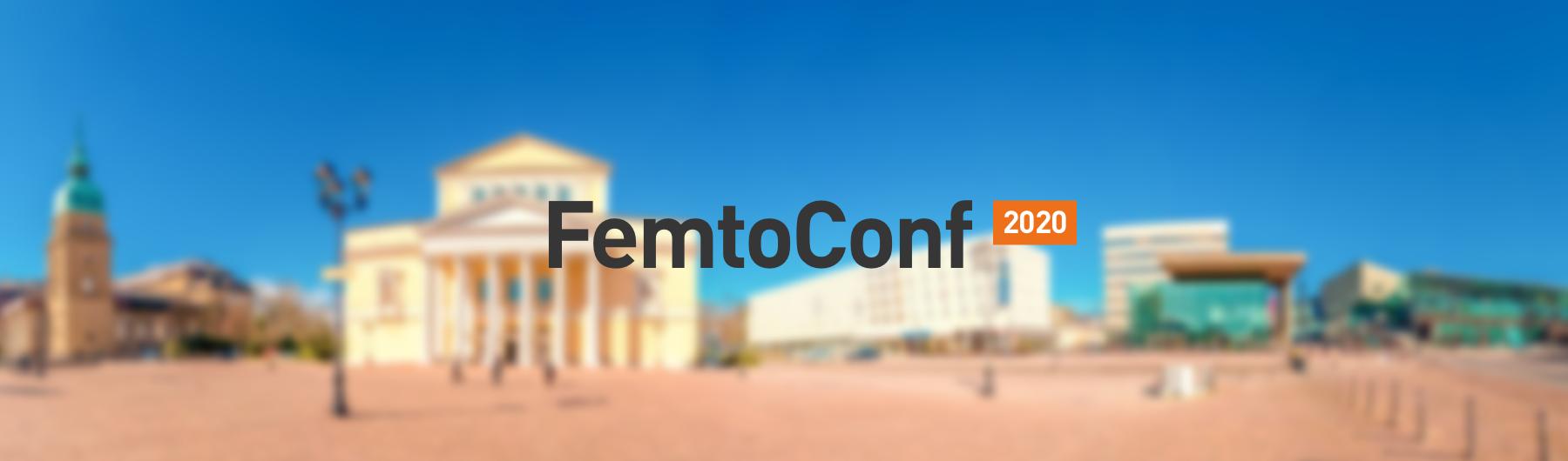 FemtoConf 2020