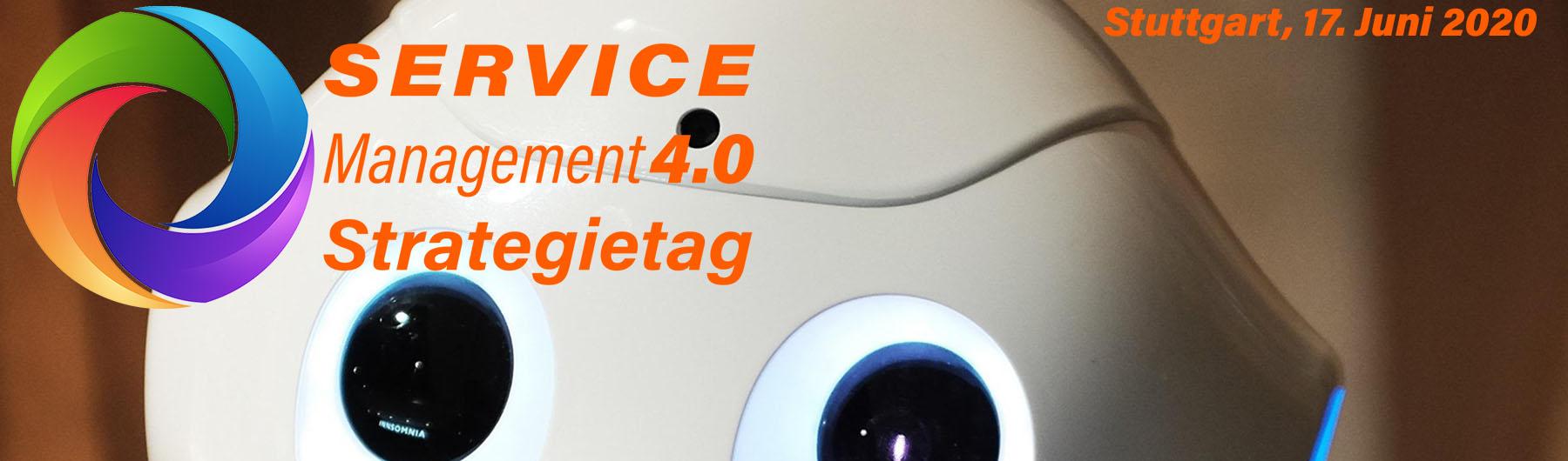 Service Management 4.0 Strategietag