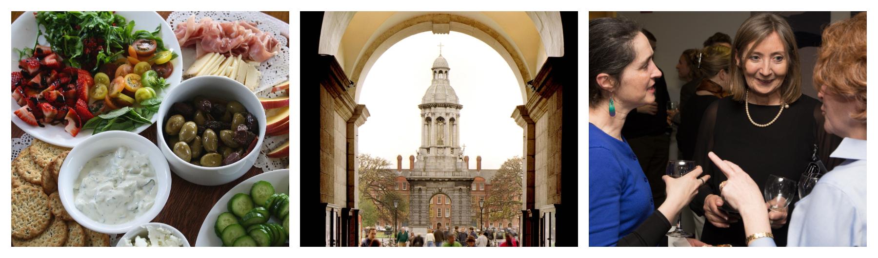 TCD Alumni Antrim & Derry Chapter – Spring Gathering 2020