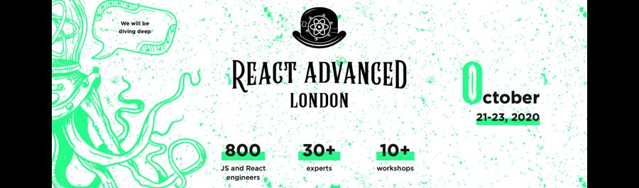React Advanced Conference 2020