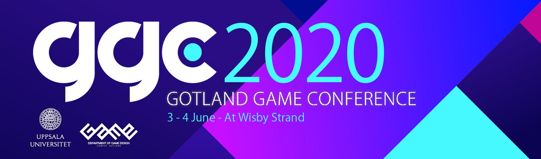 Gotland Game Conference 2020
