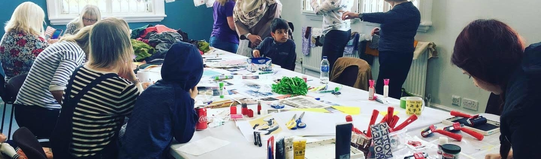 Art Club for Kids: April to May