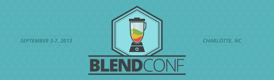 BlendConf 2013