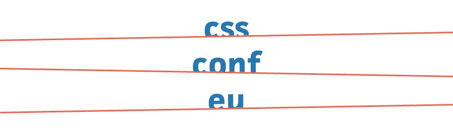 CSSConf EU 2013