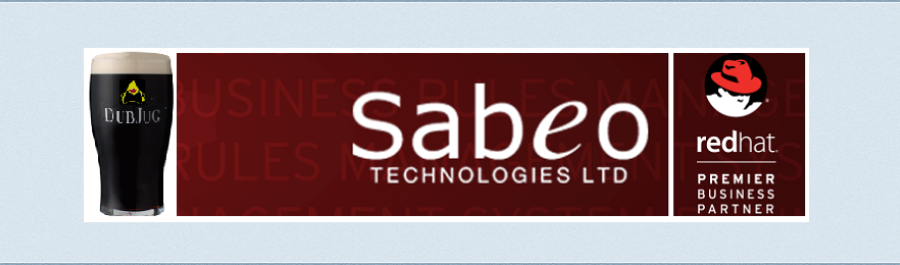 Dublin Java User Group Meetup sponsored by Sabeo Technologies