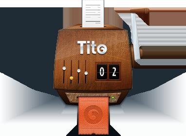 Tito machine