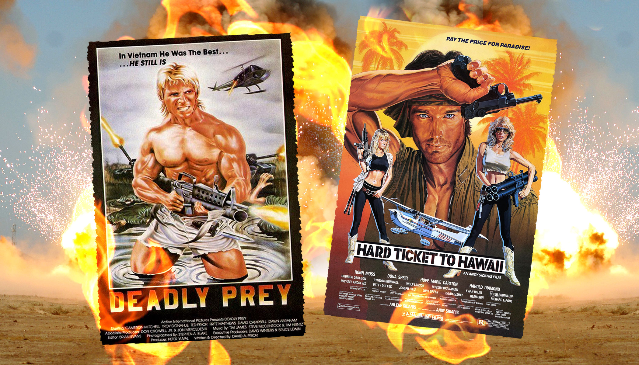 80s Action Double Bill