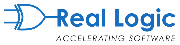 Real logic logo