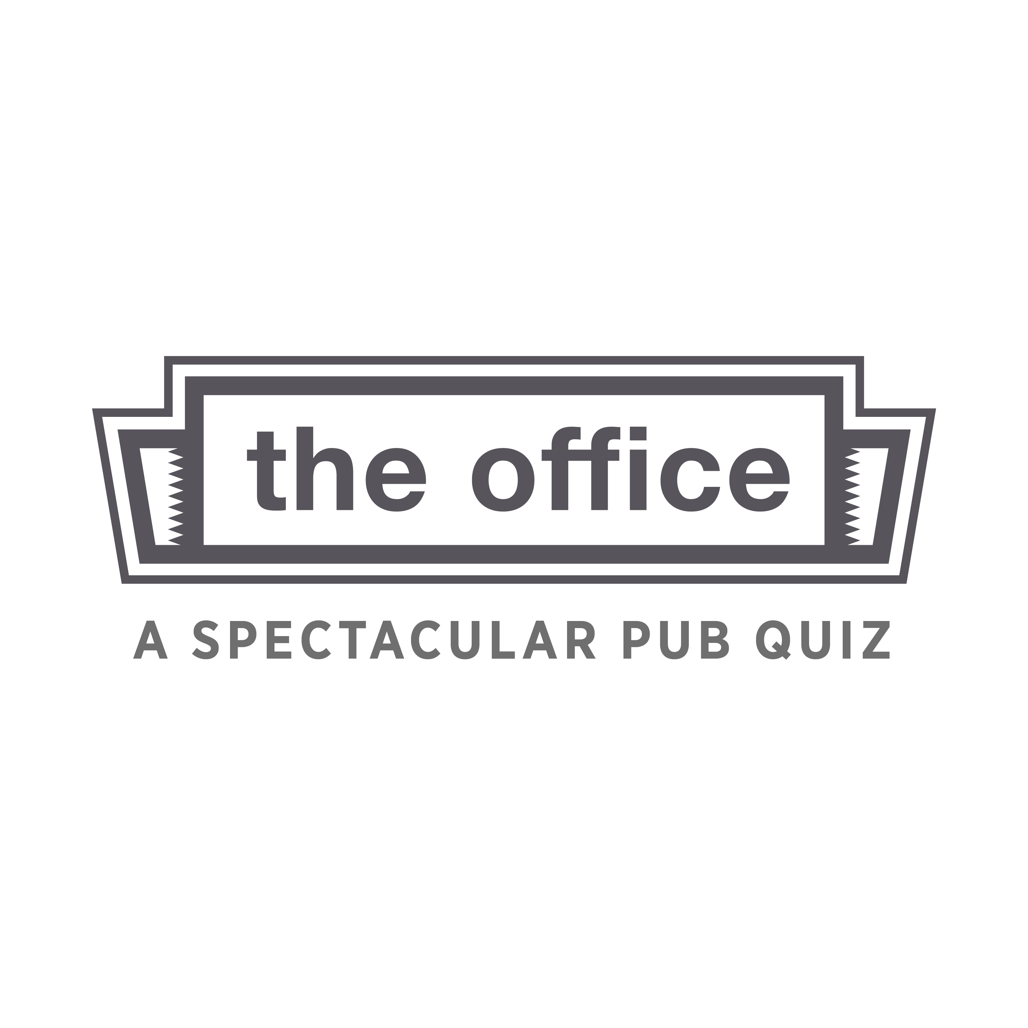 You don't get prizes for guessing 1 0: The Office Pub Quiz