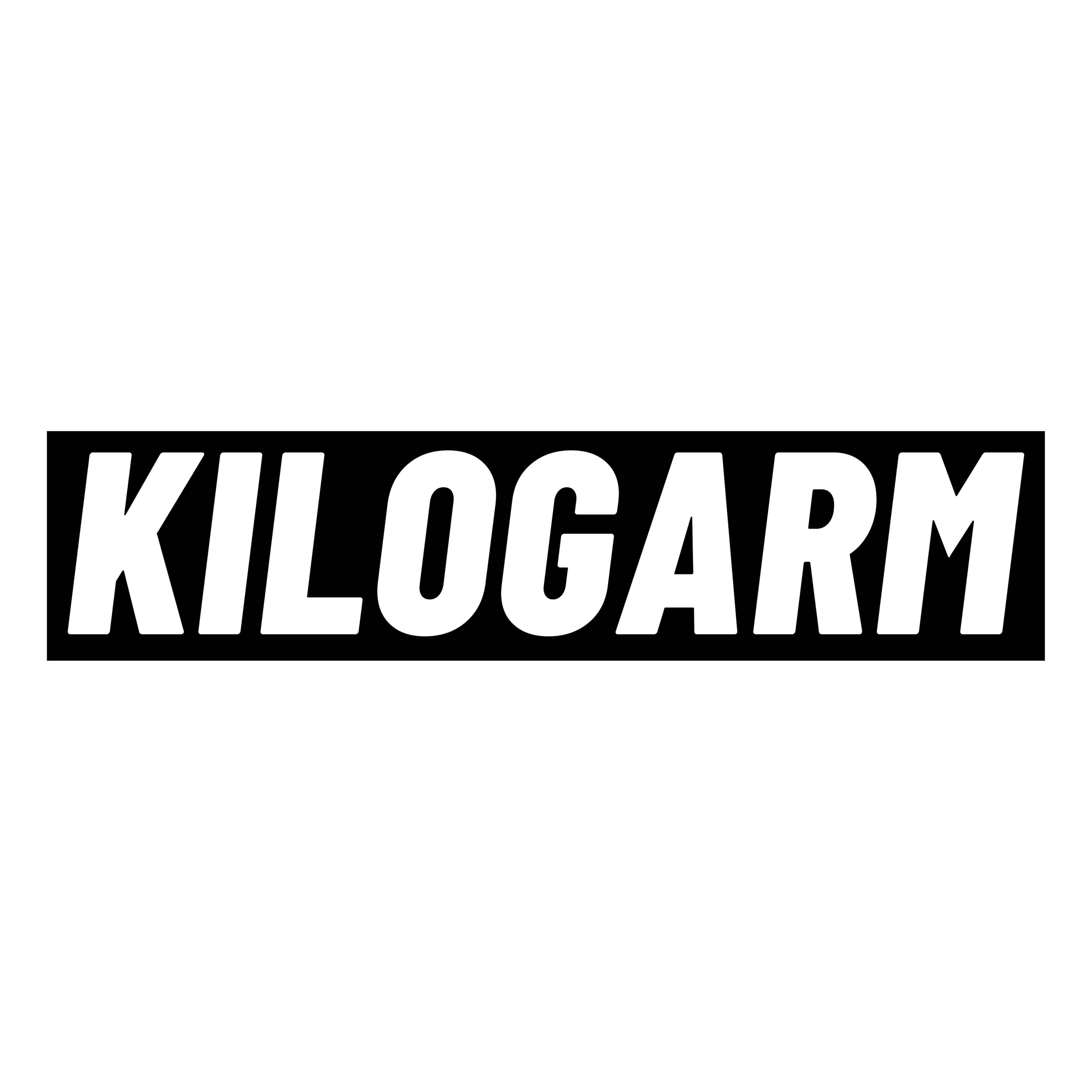 Kilogarm Pop Up Belfast 3rd February
