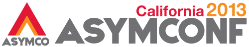Asymconf california w asymco arch
